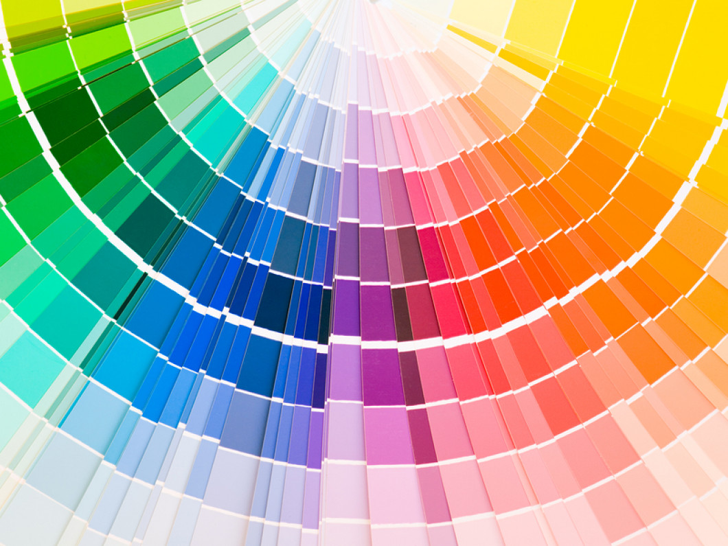 color options commercial painting